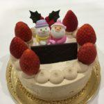 羽曳野市のシャトレーゼでアレルギー用クリスマスケーキを購入