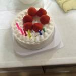 羽曳野市の「シャトレーゼ」のアレルギーケーキ