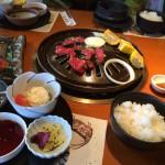 藤井寺駅近くの焼肉屋「松屋」に行ってきました