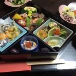 藤井寺市の割烹料理「鼓ころ」の松華堂弁当2015