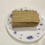 藤井寺駅近のケーキ屋バロンの「バームクーヘン」を買いました