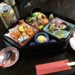 七五三後は藤井寺市の割烹料理「鼓ころ」の松華堂弁当でもいいかも