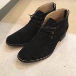 甲高で幅広の足でも履ける日本製の「本革ブーツ」を発見