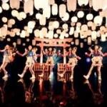 長女がハッピー夏祭り(TEMPURA KIDZ)でLet's Dance